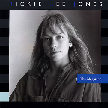 Rickie Lee Jones - The Magazine, album Cover