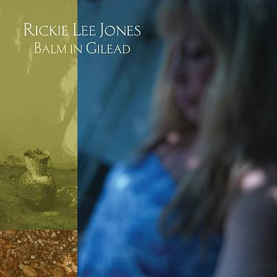Rickie Lee Jones - BALM IN GILEAD, album Cover