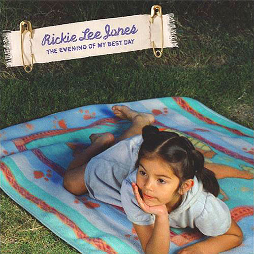 Rickie Lee Jones - THE EVENING OF MY BEST DAY, album Cover